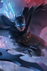 240x400 The Bat Coming