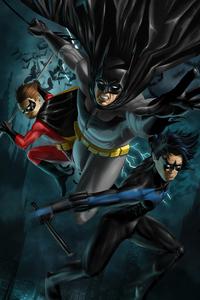 The Bat Family 4k 2020