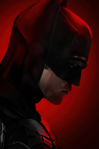 720x1280 The Batman 2021 4k Movie