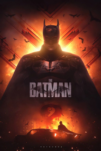 720x1280 The Batman 2021 Movie 4k
