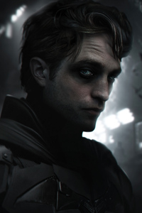 The Batman 2021 Robert Pattinson