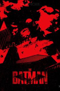 1440x2960 The Batman 2022 Movie Fanart 4k