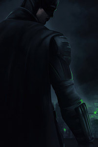 1242x2688 The Batman 2022