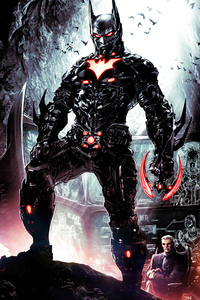 The Batman Beyond 4k