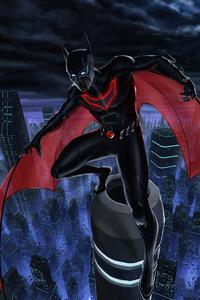 540x960 The Batman Beyond 8k