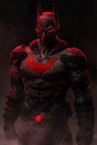 540x960 The Batman Beyond Red 4k