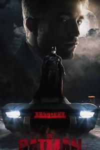 The Batman Bruce Wayne 2021