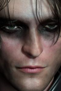 The Batman Closeup