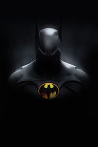 1242x2688 The Batman Dark Returns