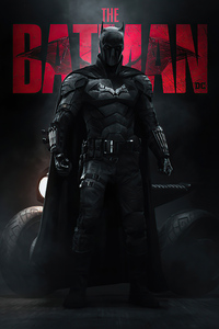 360x640 The Batman Dc Darkness 4k