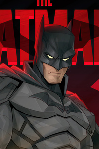 The Batman Fan Made Art