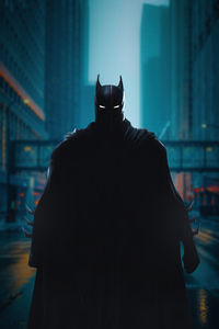 1125x2436 The Batman I Am Vengeance 2021