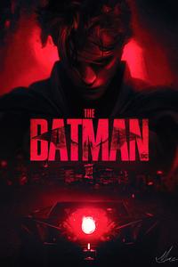 1242x2688 The Batman Mattreeves