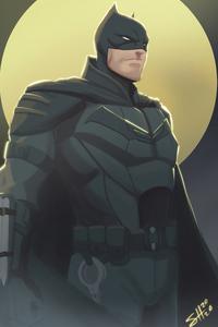 The Batman Minimal Suit 5k