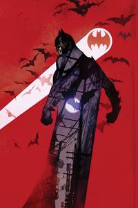 360x640 The Batman New Artwork