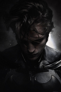 The Batman Robert Pattinson 2021