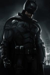 1080x1920 The Batman Robert Pattinson Movie