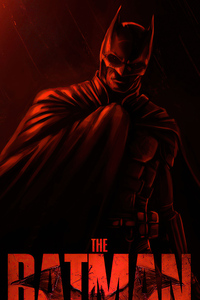 720x1280 The Batman Samurai 8k