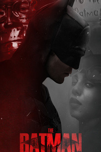 720x1280 The Batman Vengeance 5k