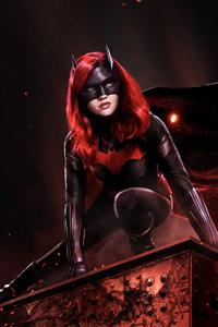1125x2436 The Batwoman 4k