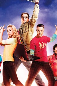 640x960 The Big Bang Theory 4