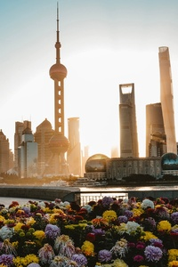 1125x2436 The Bund Waterfront Shanghai