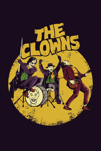 240x400 The Clowns