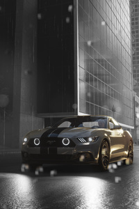 2160x3840 The Crew 2 4k Ford