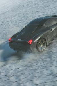 The Crew 2 Ferrari 458 Rear