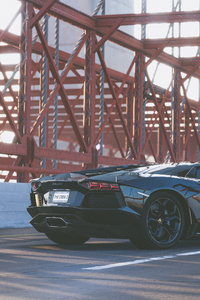 The Crew 2 Lamborghini Aventador 4k