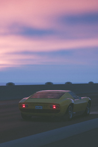The Crew 2 Lamborghini Miura SV 4k