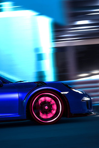 The Crew 2 Porsche 911 991 GT3