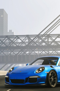The Crew 2 Porsche 911 991 GT3 RS Car
