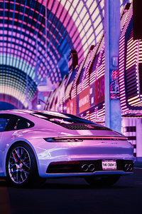 The Crew 2 Porsche Carrera