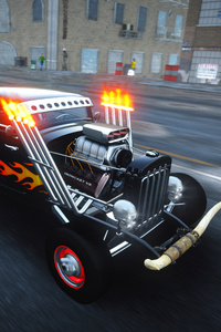 The Crew Hot Rod 4k