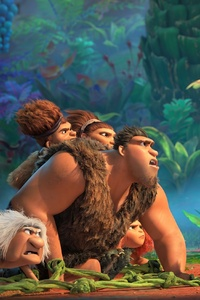 320x568 The Croods 2 A New Age 2020 4k