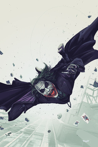 1080x2280 The Dangerous Joker