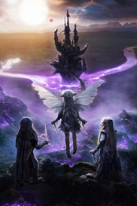 540x960 The Dark Crystal Age Of Resistance 4k