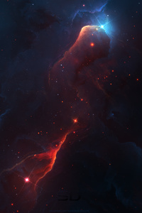 1080x2280 The Dark Dimension