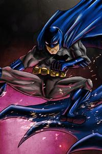 The Dark Knight 4k Artworks