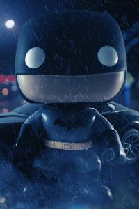 The Dark Knight 4k Pop