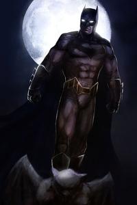 The Dark Knight Batman Art4k