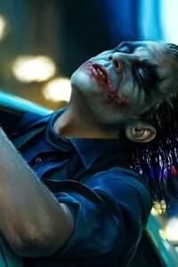 The Dark Knight Joker Artwork
