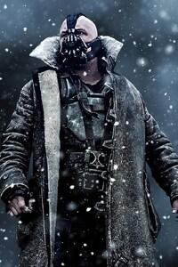 The Dark Knight Rises Bane Mask