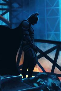 1440x2560 The Dark Knight Vigilantes 8k