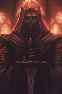 1080x2160 The Dark Wanderar