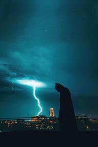 720x1280 The Darkest Knight Of Batman 5k