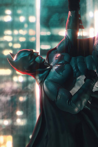 720x1280 The Detective Of Gotham City