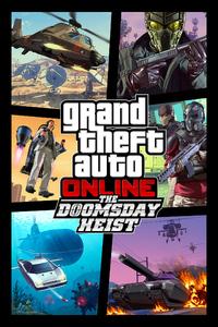 The Doomsday Heist Grand Theft Auto Online