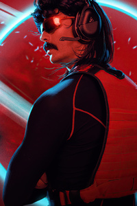 360x640 The Dr Disrespect 4k